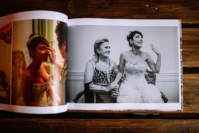 foto libros de diseño para bodas en argentina