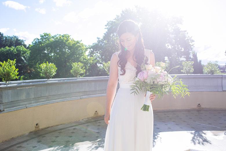 fotos de casamiento en el sans souci