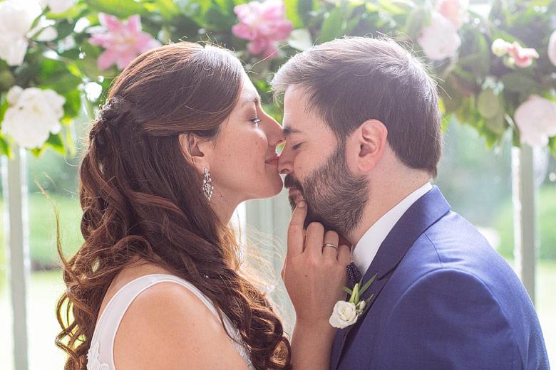 fotos románticas de boda en argentina