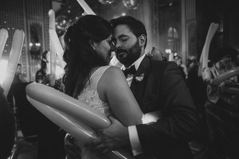 globos en casamientos