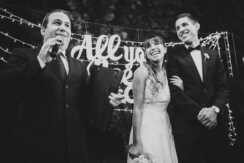 fotografia blanco y negro de matrimonio