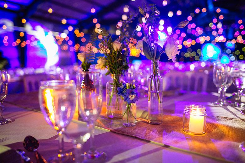 ambientacion boda club nautico san fernando