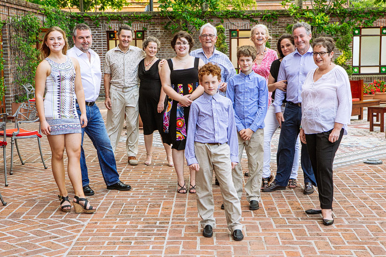 family photo session in buenos aires