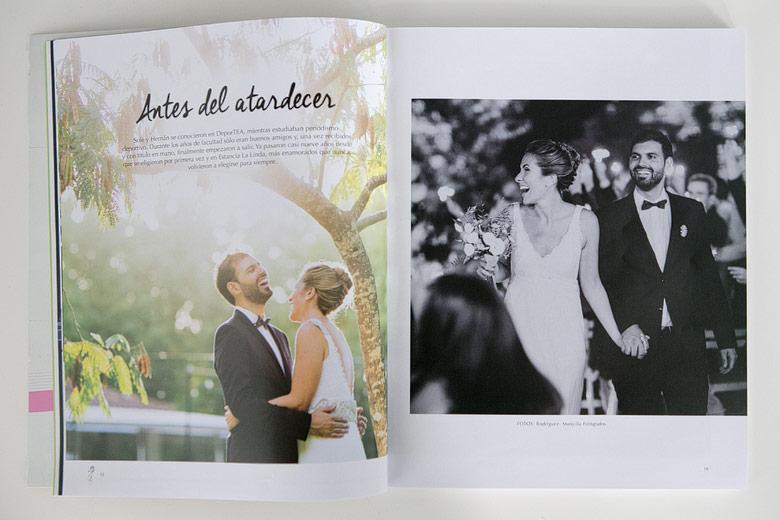 Notas sobre casamientos reales