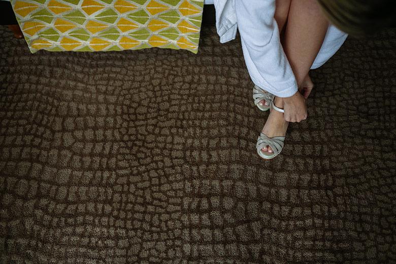 Zapatos de novia Laila Frank