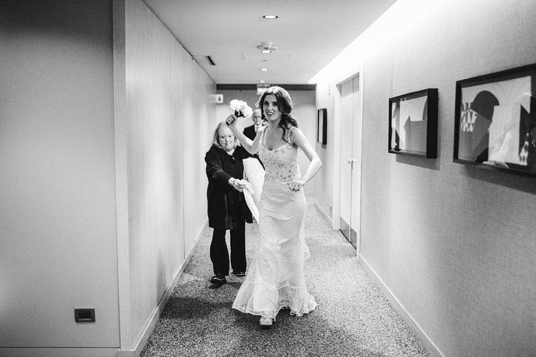 fotos de boda espontaneas