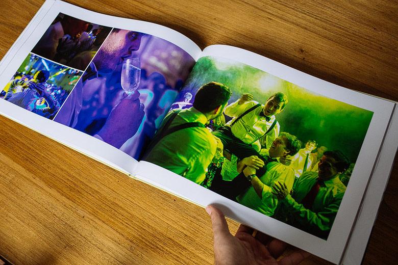 diseño de photobooks de bodas