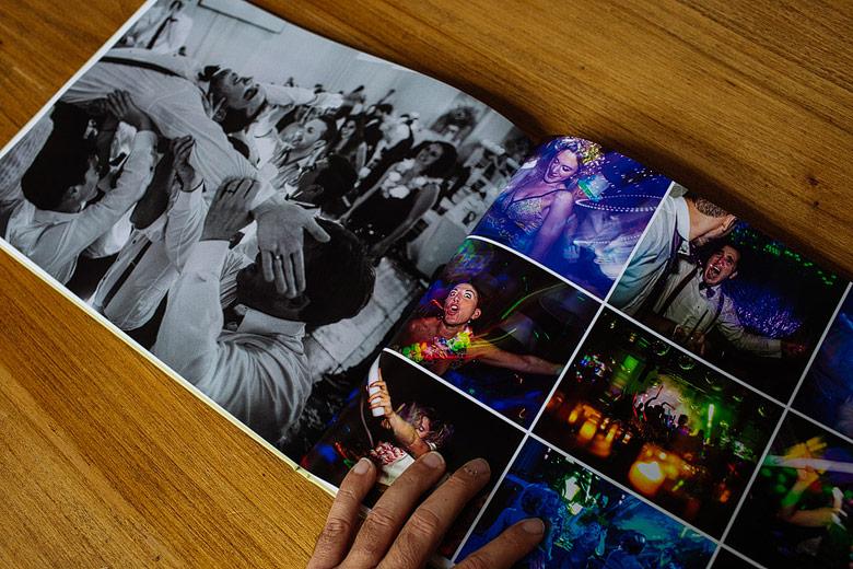 photobook para bodas