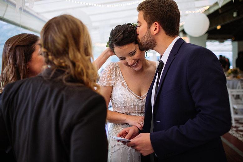 foto diferente de casamiento