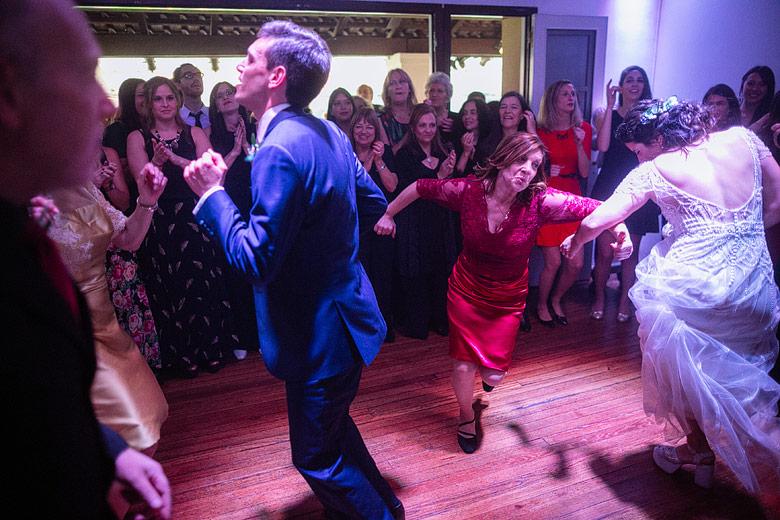 casamiento tanda musica judia