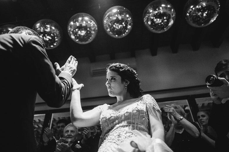 foto original de casamiento