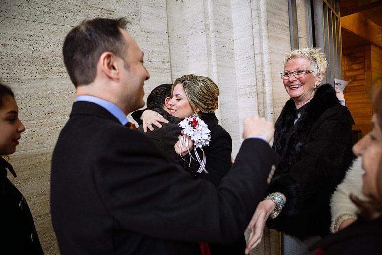 Ceremonia de casamiento por civil