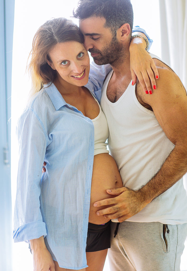 fotos lifestyle de maternidad buenos aires