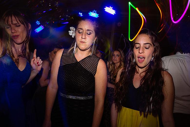 fiesta de boda en club hipico argentino