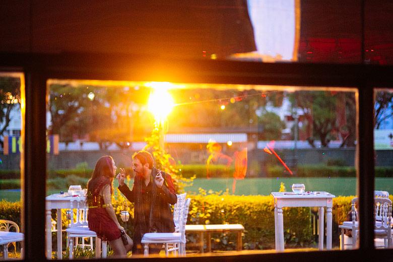 fotos originales casamiento en club hipico argentino