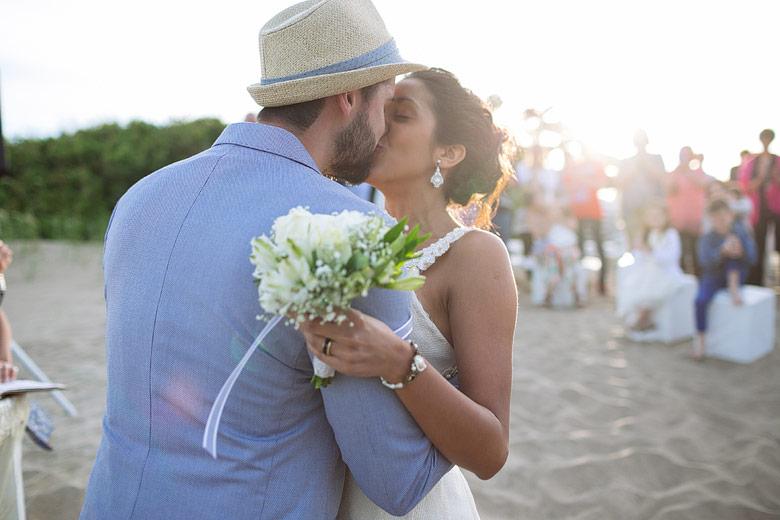 casamiento en la playa rodriguez mansilla fotografos