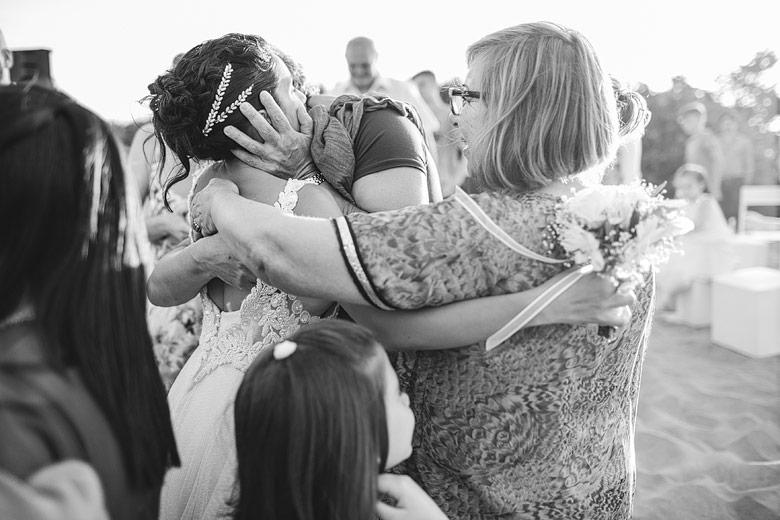 fotografo casamiento boda en la playa