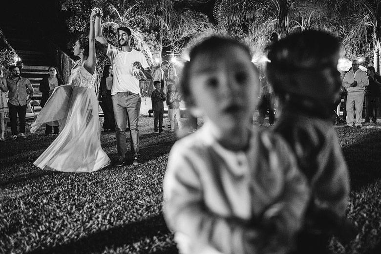 fotoperiodismo de bodas playa