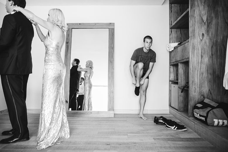 documentalismo en casamientos