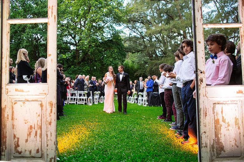 fotos de ceremonias al aire libre