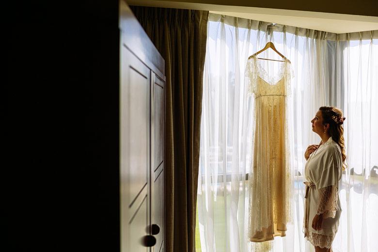 vestido de novia Immaclé