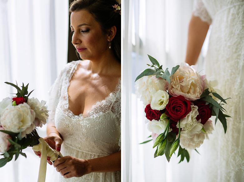 ramo de novia Claire Antoni