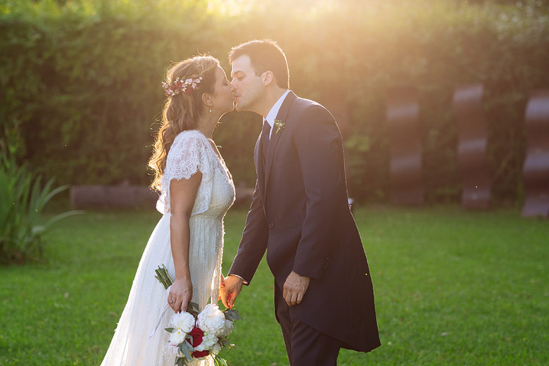 casamientos al atardecer buenos aires