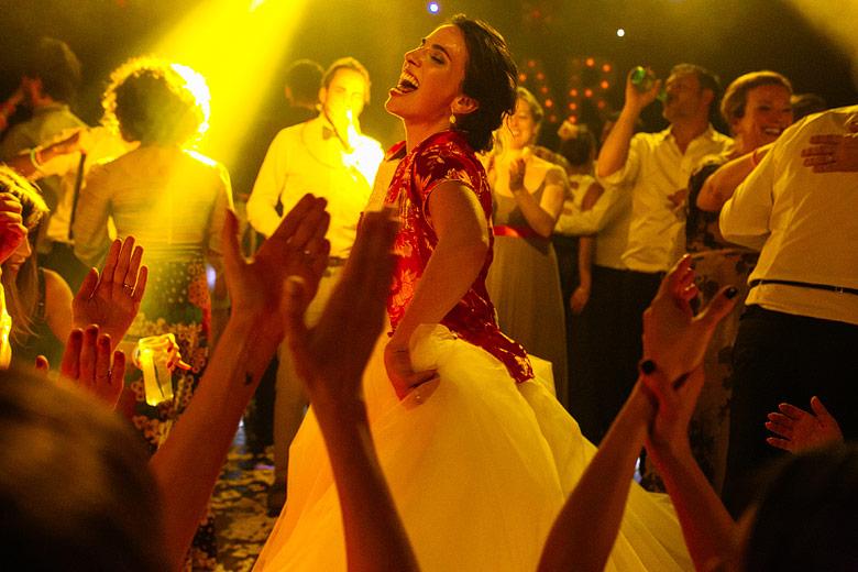 fotos sin flash en bodas argentinas