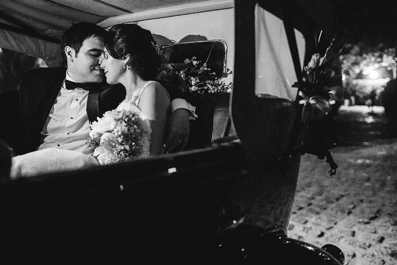 fotos auto antiguo boda