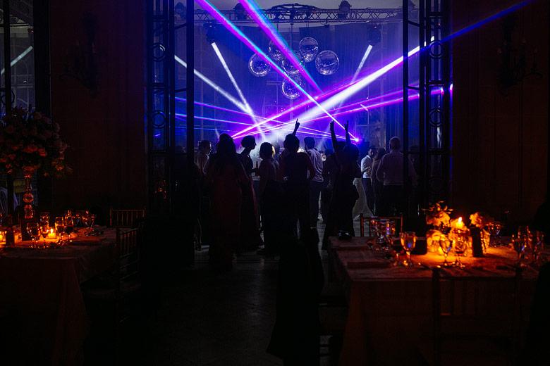 show laser casamiento