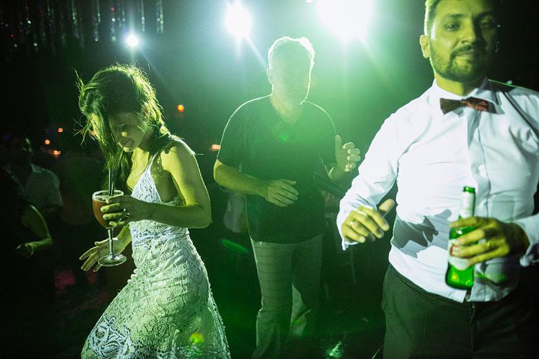 foto artistica boda sofitel cardales