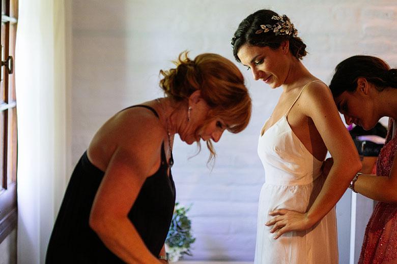 margarita garello vestido para novias