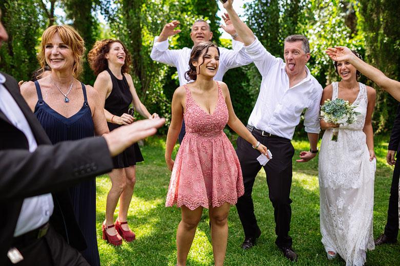 fotografia de casamientos sin posar