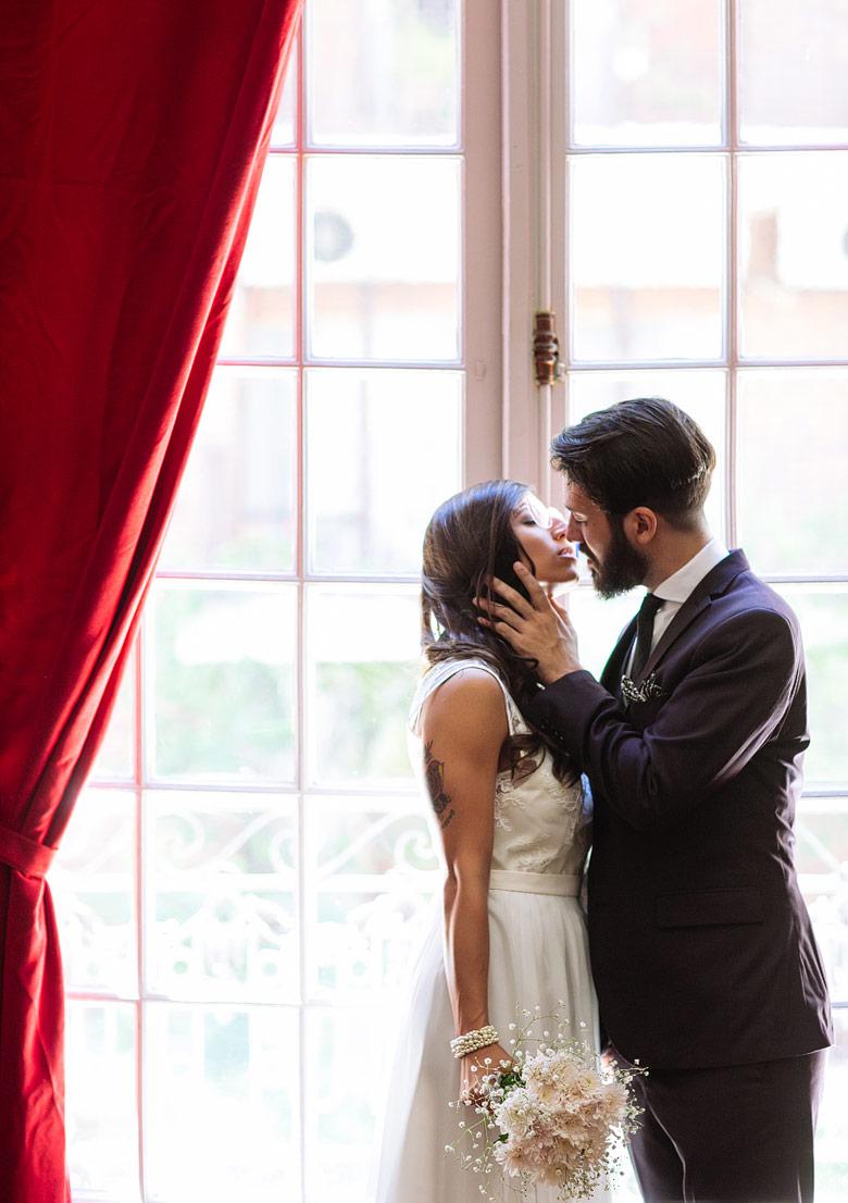 Casamiento descontracturado en Milion