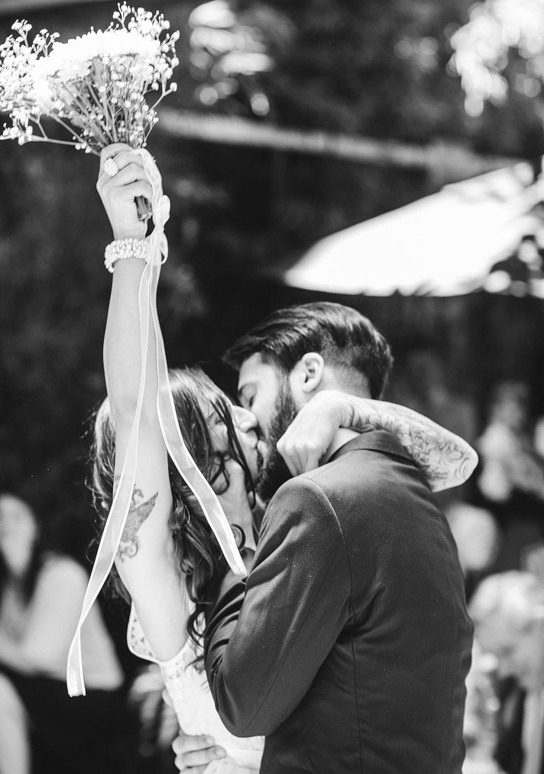 foto espontanea boda