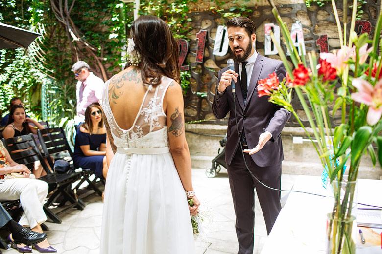 casamientos diferentes