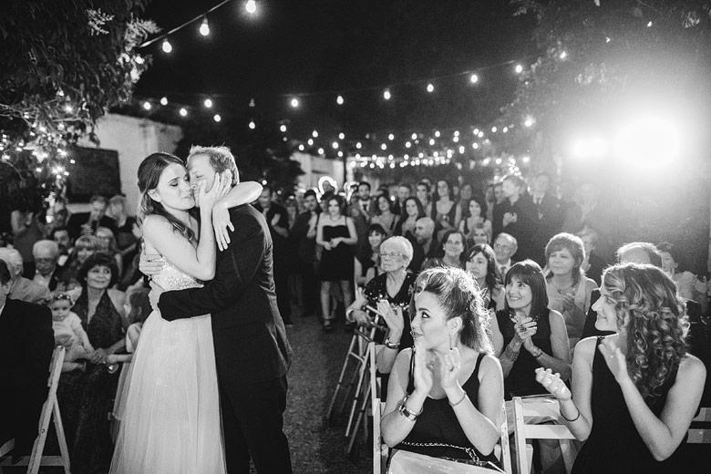 casamiento galpon milagros aire libre