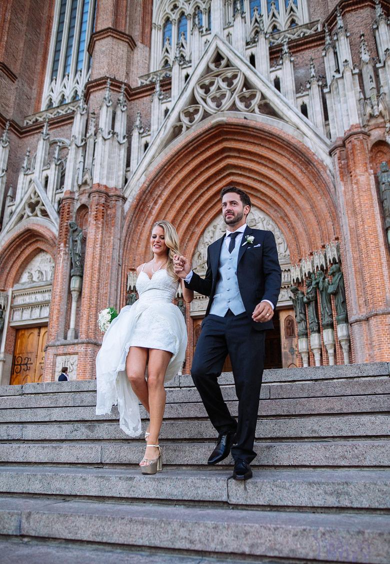 fotos de casamiento estilo revista