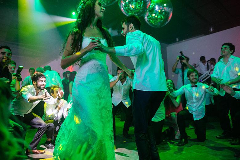 casamiento con ceremonia judia