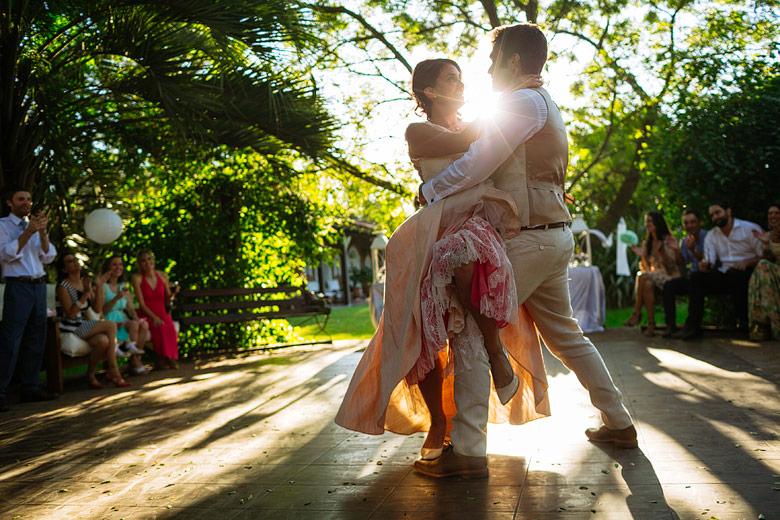 tango en casamiento