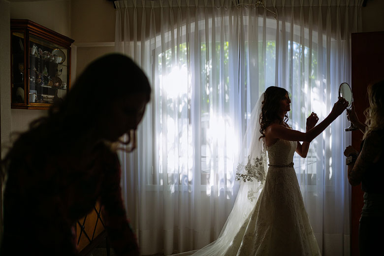 fotoperiodismo de bodas La Plata