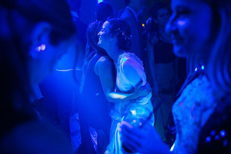 no flash wedding photography