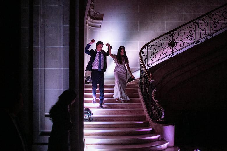 palacio sans soucifoto documental de casamiento
