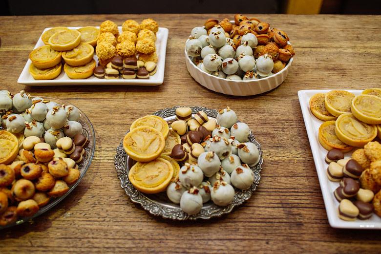 mesa dulce por Florencia Conconi