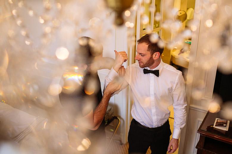 boda en hotel alvear