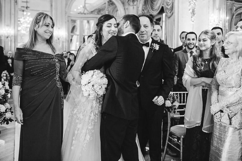 Fotos de casamiento sin poses