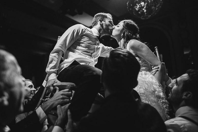 tanda casamiento baile judio
