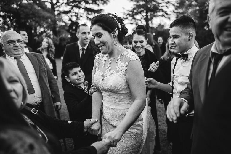 fotos artisticas de casamiento al aire libre