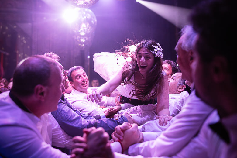 casamiento judio fiesta