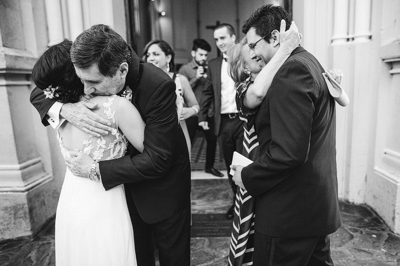 fotos casuales de casamientos